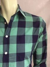 UNTUCKit Shirt, Moore Plaid, Small, Slim Fit, Excellent Condition