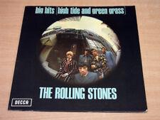 I ROLLING STONES/grandi Successi/ALTA MAREA ed erba verde/1966 DECCA STEREO LP