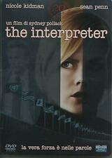 The Interpreter (2005) s.e. 2 DVD metal box