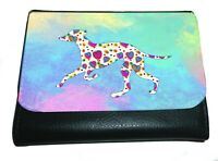 Greyhound Purse pretty Design Grreyhound Lurcher Wallet Birthday / Thankyou Gift