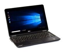 """Dell Latitude E7240 Core i5-4300U 4GB RAM 128GB SSD 12.5"""" Touchscreen Win10"""