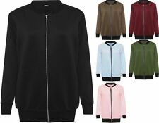 Polyester Bomber Unbranded Coats & Jackets for Women