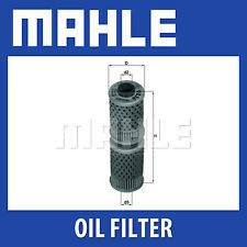 Mahle Oil Filter OX36D - Fits BMW - Genuine Part