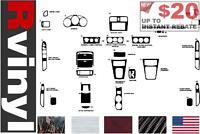 Rdash Dash Kit for Subaru Forester 2003-2008 Auto Interior Decal Trim