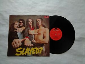 Slade (slayed) album on polydor records 1972