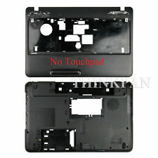 New Toshiba Satellite C650 C655 C655D Palmrest + Bottom Case Cover V000220030 US