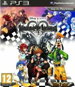 Kingdom Hearts HD 1.5 Remix Playstation 3 PS3 EXCELLENT Condition FAST Dispatch