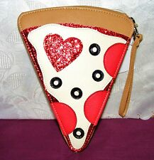 Slice of Pepperoni Pizza Novelty Purse