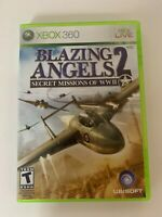Blazing Angels 2 Xbox 360 Used Game Xbox Live A11