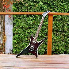 Jackson Warrior Schwarz E-Gitarre
