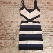 Bandage cutout Dress XS