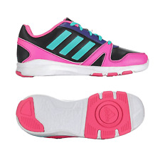 Adidas Dance Low K Children Indoor Shoes Fitness Workout Dance 38 New