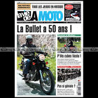 LA VIE DE LA MOTO LVM N°402 ★ Essai Test ROYAL ENFIELD 500 BULLET ★ NORTON MANX