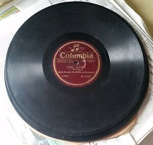 Blocco di 24 dischi 78 giri (concerto grammofono,Columbia,Odeon ecc..