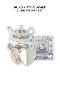 Hello Kitty Cupcake Cup-o-Pots Gift set