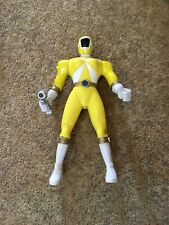 Power Rangers - Bandai - Yellow Ranger - 1999 Mmpr Rare