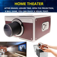 Smart Phone Projector Mini Theater Cinema Screen Amplifier for Android/iPhone