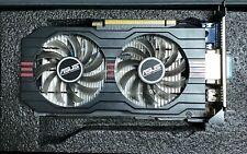 ASUS NVIDIA GeForce GTX 650 Ti GTX650Ti-0-1GD5 128bit 1GB Video Card