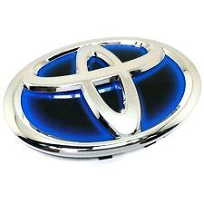 OEM Toyota Front Blue T Emblem Badge Avalon Camry Highlander Prius V 75310-47010