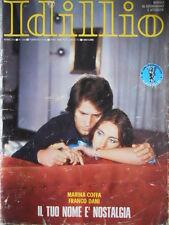Rivista Fotoromanzi IDILLIO n°158 1976 - DISCRETO -   [D30]