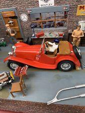 1/32 Custom Built Jaguar SS100 1934 Slot Car