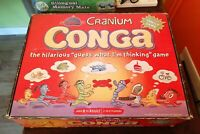 CRANIUM CONGA FAMILY BOARD GAME GUESS WHAT I AM THINKING GAME COMPLETE LOVELY