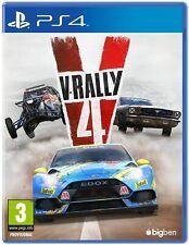 V-Rally 4 Playstation 4 ps4 ** FREE UK PORTO!!! **