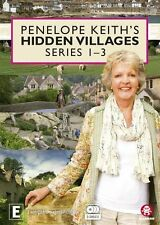 Penelope Keith's Hidden Villages : Series 1-3 (DVD, 2017, 3-Disc Set)