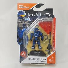 New FALL 2017 Spartan Madsen Mega Bloks Halo Heroes Series 4 Hero