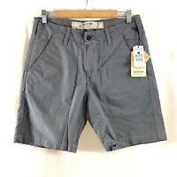 Columbia UPF 15 Men/'s Navy Cotton//Nylon Ripstop Cargo Shorts Size 42 Waist NWT