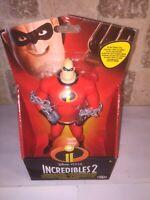 Jakks Incredibles 2 Chain Bustin Mr Incredible Action Figure