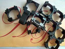 10X 18650 Battery Spacer Radiating holder Case Bracket Cylindrical Battery Pack