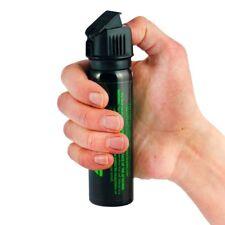 FOX LABS Mean Green HOT Tactical Police 3oz Flip-Top Fog Pattern Pepper Spray