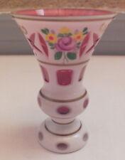 tout petit vase rouge blanc Overlay
