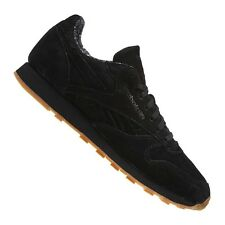Reebok CL Leather TDC Sneaker Schwarz Weiss