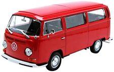 1/24 WELLY VW T2 Bus 1972 beige 22472
