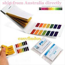 400 pcs pH 1-14 Universal Range Litmus Test Paper Strips Tester Indicator AU