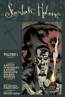 Sherlock Holmes Volume 1: A Study in Scarlet Doyle, Sir Arthur Conan Hardcover