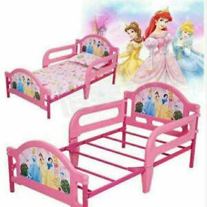 Character Bed frame w/foam