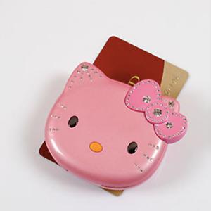 Unlocked Hello Kitty K688 Flip Cute Lovely Small Mini Phone For Girls Women kids