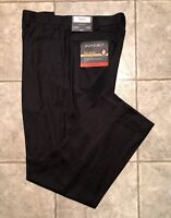 AXIST * Mens Black Casual Pants * Size 34 x 32 * NEW WITH TAGS