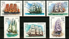 Russia USSR 1981, Sc# 4981-4986 MNH, sailing ships complete series