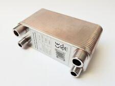 B3-12-40 Edelstahl Plattenwärmetauscher Wärmetauscher Heizung Solar bis 75 KW