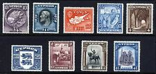 Mint Hinged George V (1910-1936) Multiple European Stamps