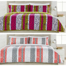 Modern Striped Two-Piece Bedding Sets & Duvet Covers