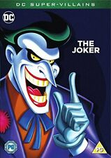 Dc Super-Villains: The Joker [DVD][Region 2]