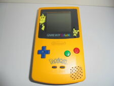 Nintendo Game Boy Color Pokemon Special Edition  GBC Konsole