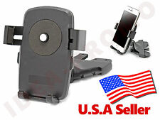 360° Car Auto CD Slot Mount phone Holder Stand for Mobile Cell Smart Phone GPS
