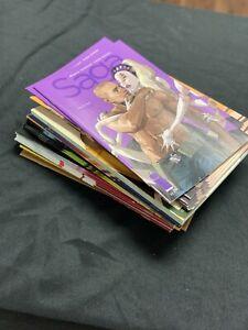 SAGA Comic Huge Lot Of 47 Issues Image Brian K. Vaughan Old Store Stock 🔥🔥🔥