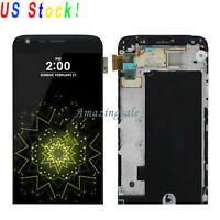 LCD Touch Screen Digitizer+Frame For LG G5 VS987 LS992 US992 RS988 H820 Replace